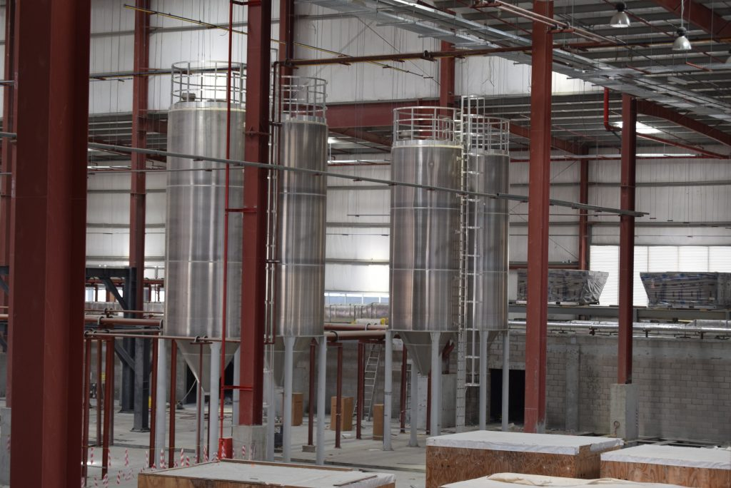 CONSTRUCTION OF UCIC PLANT FACILITY PROJECT (PHASE 2 & PHASE