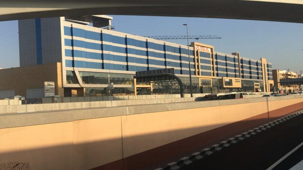 Al Qiyadah Mixed Used Development Asia General